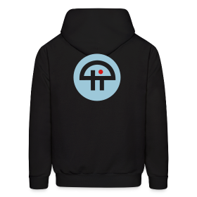 Men's Hoodie (Two-Sided) ~ 186