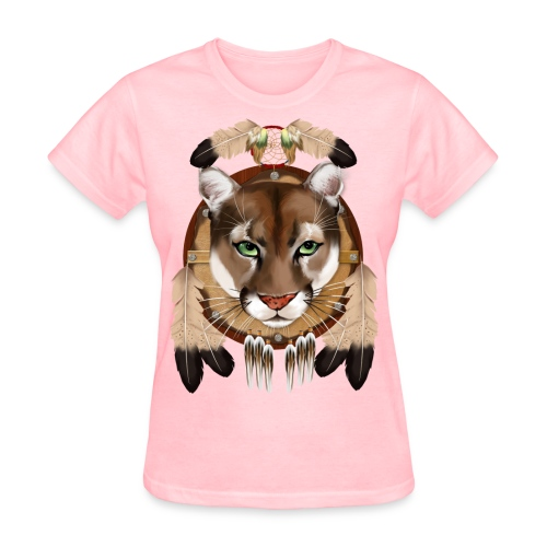 Cougar Shield - Women's T-Shirt