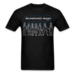 [Running Man!] Episode 20 Cast (White) - Men's T-Shirt