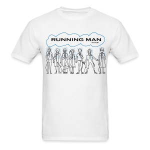 [Running Man!] Episode 20 Cast (Black) - Men's T-Shirt