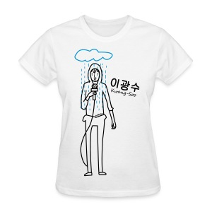 [Running Man!] Episode 20: Kwangsoo - Women's T-Shirt