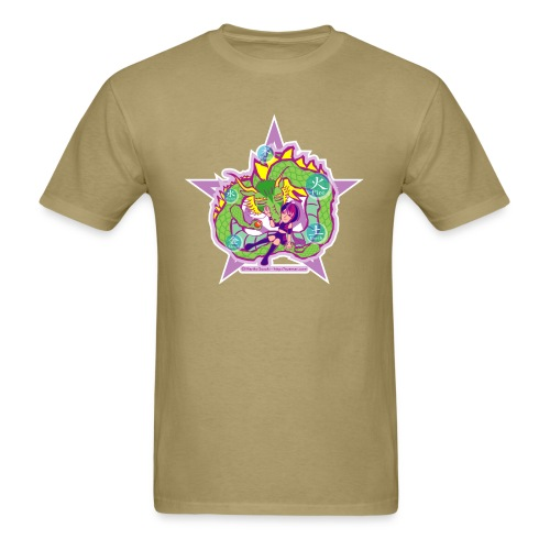 Universal Dragon - Men's T-Shirt