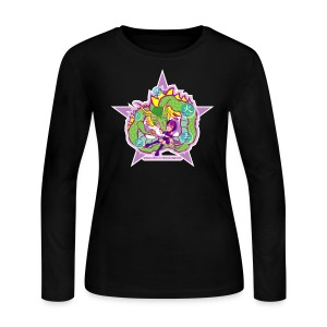 Universal Dragon - Women's Long Sleeve Jersey T-Shirt