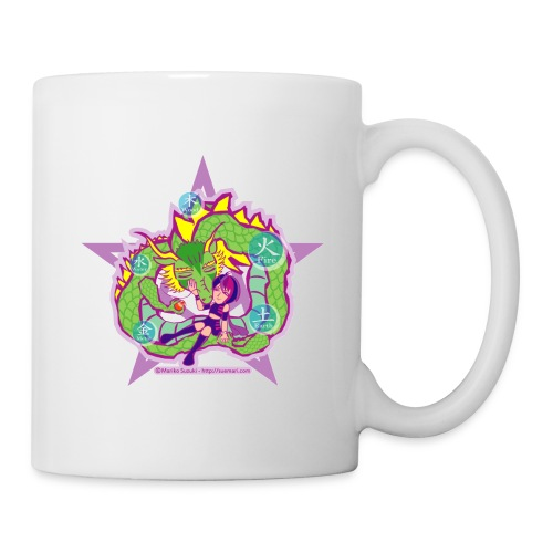 Universal Dragon - Coffee/Tea Mug