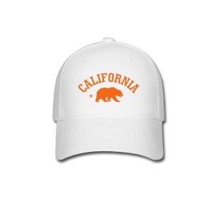 California Bear Cap - Baseball Cap