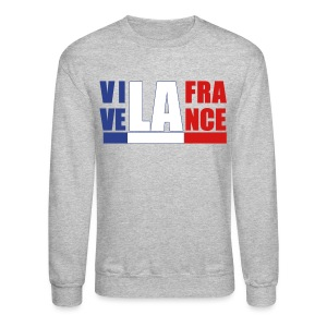 VIVE LA FRANCE - Crewneck Sweatshirt