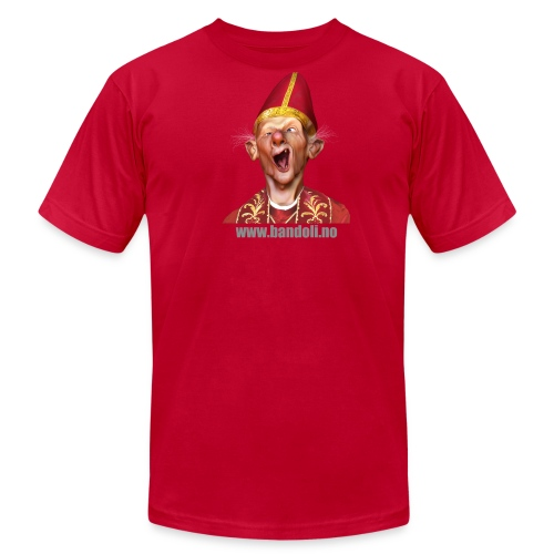 Bandolipope - Men's Fine Jersey T-Shirt