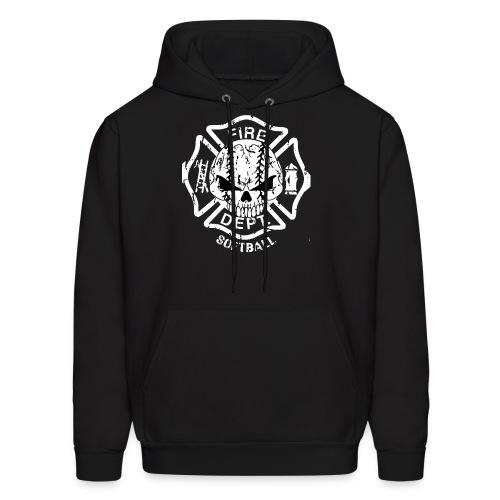 Fire Department Hoodie - Men's Hoodie