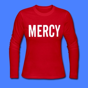 Mercy Long Sleeve Shirts - stayflyclothing.com - Women's Long Sleeve Jersey T-Shirt