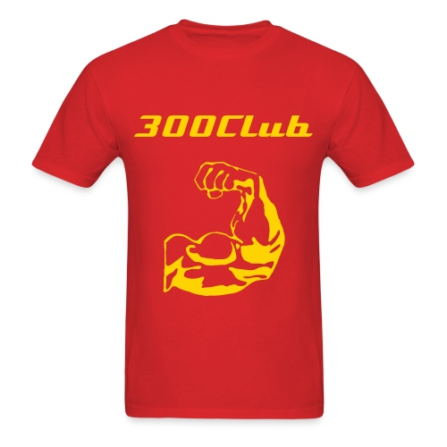 300Club Promo - Men's T-Shirt
