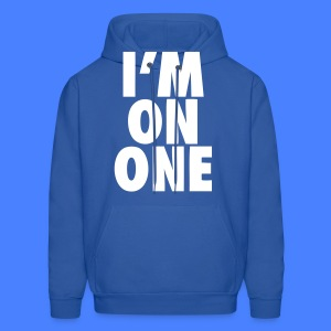 I'm On One Hoodies - stayflyclothing.com - Men's Hoodie