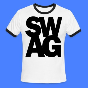 SWAG T-Shirts - stayflyclothing.com - Men's Ringer T-Shirt