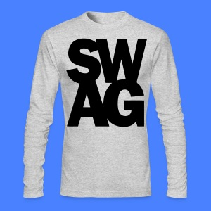 SWAG Long Sleeve Shirts - stayflyclothing.com - Men's Long Sleeve T-Shirt by Next Level