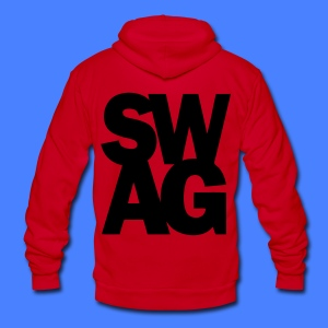SWAG Zip Hoodies/Jackets - stayflyclothing.com - Unisex Fleece Zip Hoodie by American Apparel