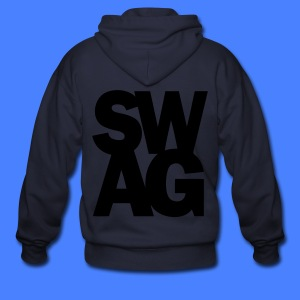 SWAG Zip Hoodies/Jackets - stayflyclothing.com - Men's Zip Hoodie
