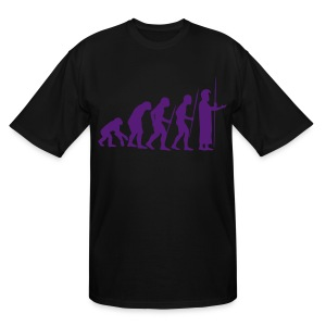 March of Kamehameha - Men's Tall T-Shirt