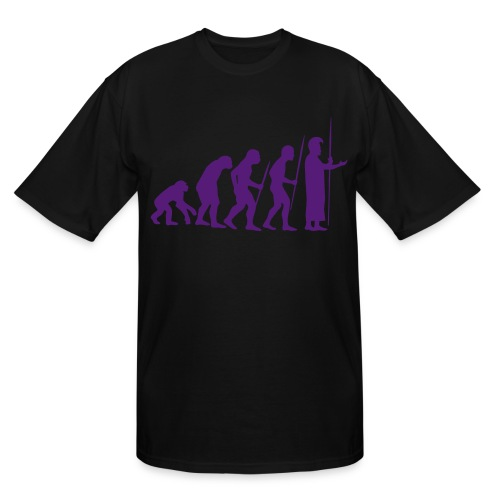 March of Kamehameha - Men's Tall T-Shirt