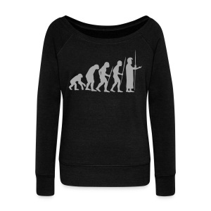 March of Kamehameha - Women's Wideneck Sweatshirt