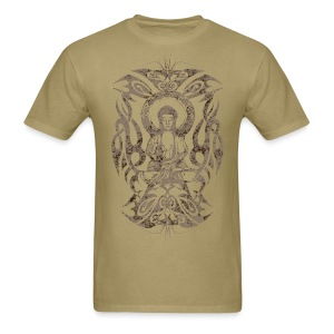 Tribal Buddha - Men's T-Shirt