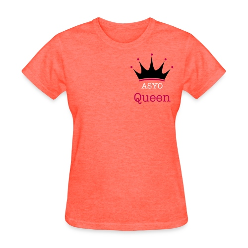 Angel Street Queen - Women's T-Shirt