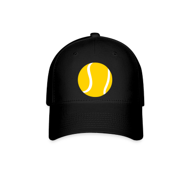 Tennis ball, 2 colors Caps