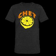 T-Shirts ~ Unisex Tri-Blend T-Shirt ~ Chet