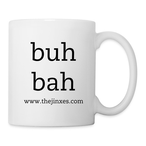 Buh Bah 12 oz. Coffee/Tea Mug - Coffee/Tea Mug