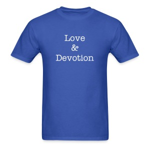 Love & Devotion T-Shirt for Men - Men's T-Shirt