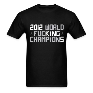 2012 LA hockey champions - Men's T-Shirt