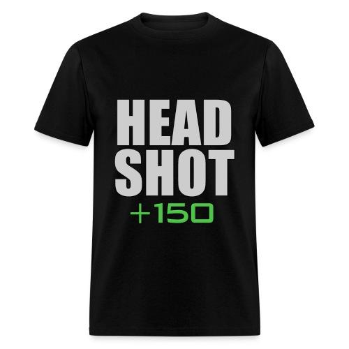 headshot +150 - Men's T-Shirt