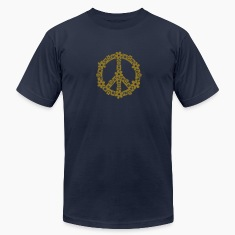 PEACE SYMBOL - peace sign, c, symbol of freedom, flower power, hippie, 68er movement, Woodstock T-Shirts
