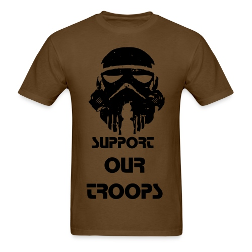 Support Our Troops - Men's T-Shirt