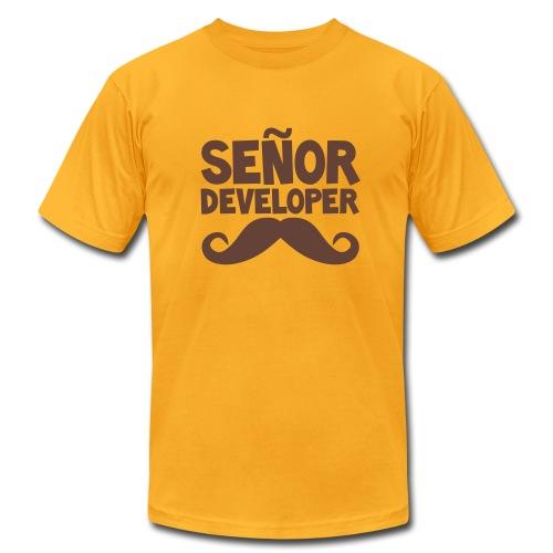 The Aloha Muchacho - Men's Fine Jersey T-Shirt