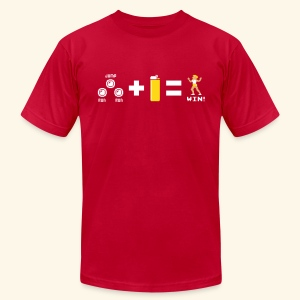 Win! - Men's Fine Jersey T-Shirt