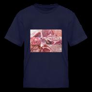 Kids' Shirts ~ Kids' T-Shirt ~ Ham Grid Kids' T-Shirt