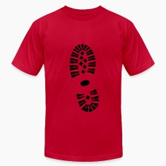 Shoe Print, Shoe, Boot Print T-Shirts