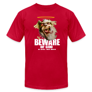T-Shirts ~ Men's T-Shirt by American Apparel ~ Beware of god