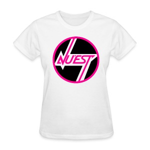 NU'EST Circle Logo - Women's T-Shirt
