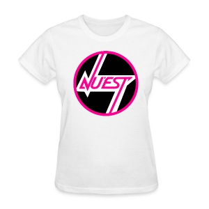 NU'EST Circle Logo - Women's T-Shirt