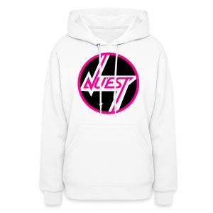 NU'EST Circle Logo - Women's Hoodie