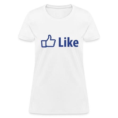Like Grand Isle Louisiana (Facebook) - Women's T-Shirt