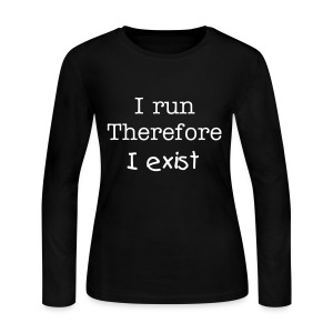 Existence - Women - Women's Long Sleeve Jersey T-Shirt