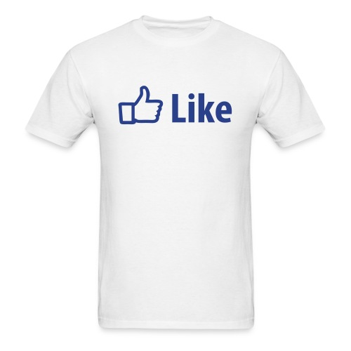Like Grand Isle Louisiana (Facebook) - Men's T-Shirt