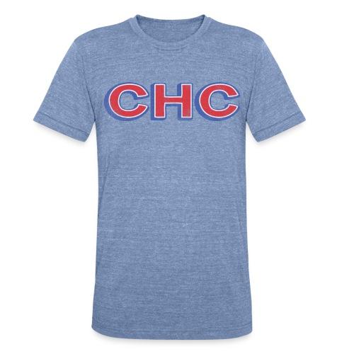 CHC CUBBY - Unisex Tri-Blend T-Shirt