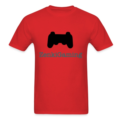 PS3 ZenkiGaming - Men's T-Shirt