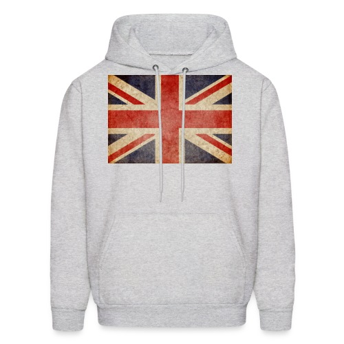 UK Flag - Men's Hoodie