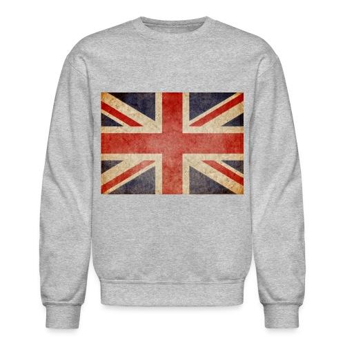 UK Flag - Crewneck Sweatshirt