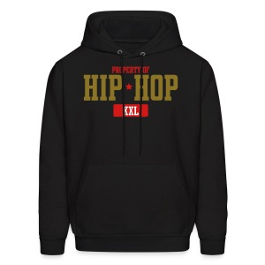 Property Of Hip-Hop  Hoodies - Men's Hoodie