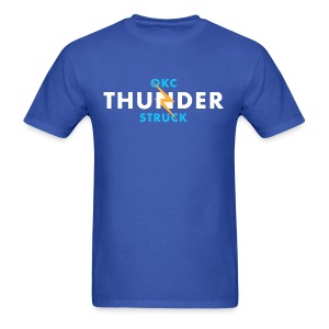 Thunder Struck - Men - Men's T-Shirt