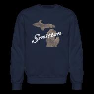 Long Sleeve Shirts ~ Crewneck Sweatshirt ~ Smitten